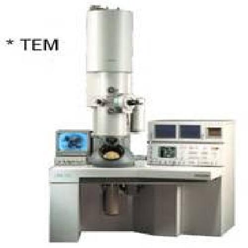 تحقیق میکروسکوپ الکترونی عبوری